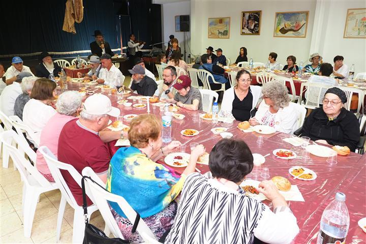 Pre Rosh Hashanah event